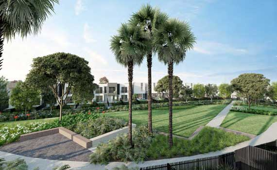 Townhouse brisbane aam realty international invest in for Serenity house perth